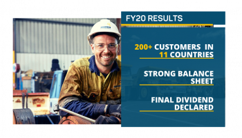 Mader Group FY2020 Results
