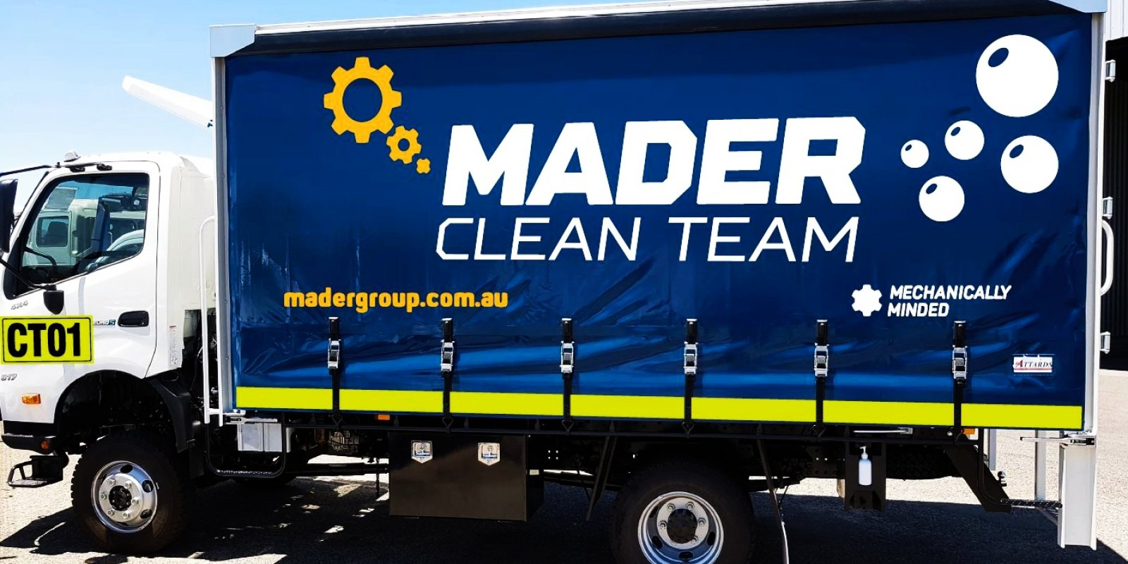 New Mader Clean Team