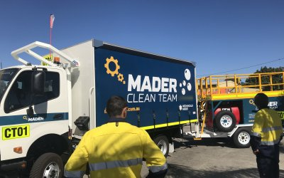 Mader Group - Workshops around Australia for repair and