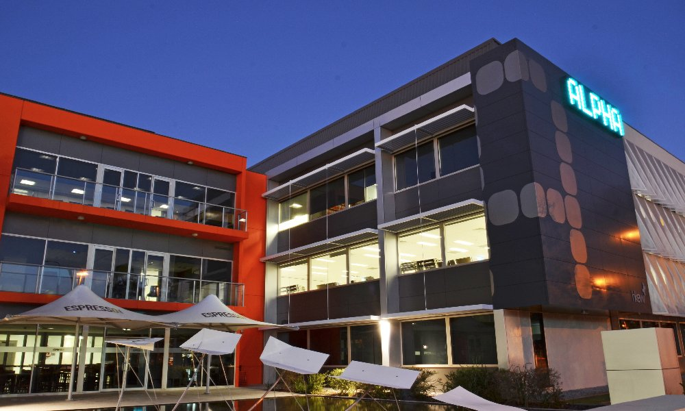 Australia's head office has relocated image