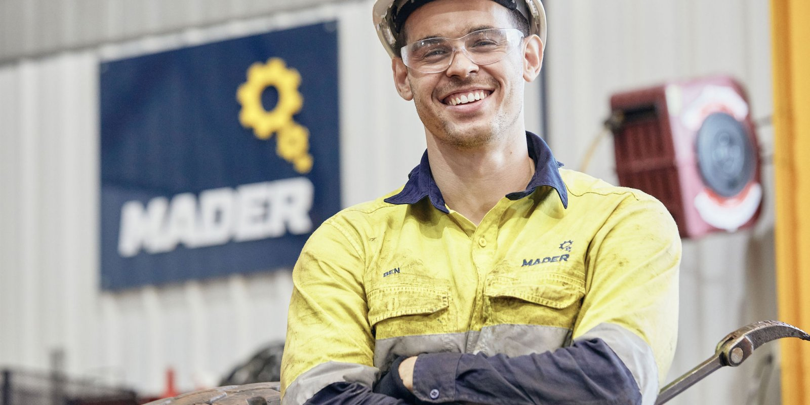 Mader Group awarded new scope of work